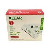 Xlear Sinus Care, Solution Packets