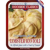 Dockside Classics Ravioli, Lobster