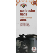 Hannaford Contractor Bags