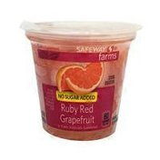 Signature Kitchens Ruby Red Grapefruit Cup