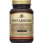 Solgar Potassium, Tablets