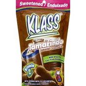 Klass Drink Mix, Sweetened, Tamarind Flavored