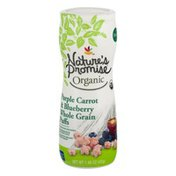 Nature's Promise Whole Grain Puffs, Purple Carrot & Blueberry, Organic