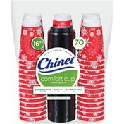 Chinet Chinet Comfort Cups With Lids