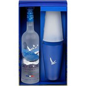 Grey Goose Cocktail Shaker Exclusive Gift Set