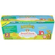 Annie's Bernie's Farm Macaroni & Cheese Micro Cups Micro Cup Mac & Cheese