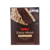 Hy-Vee German Chocolate Extra Moist Deluxe Cake Mix