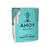 Ahoy White Wine