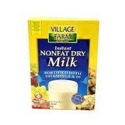 Village Farms Instant Nonfat Dry Milk