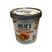 Julie's Organic Mango Passion Sorbet