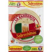 La Banderita Sabrosisimas Tortillas Caeseras