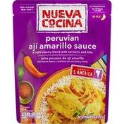 Nueva Cocina Peruvian Aji Amarillo Sauce, No Heat