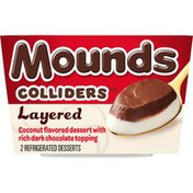 Colliders MOUNDS Refrigerated Dessert