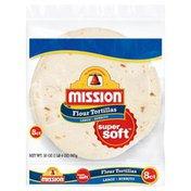 Mission Flour Burrito Tortillas, Large