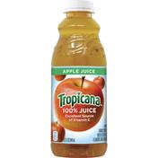 Tropicana 100% Juice, Apple