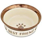 Harmony Best Friend Ceramic Dog Bowl 4 Cup