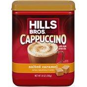 Hills Bros. Salted Caramel Cappuccino Café Style Drink Mix