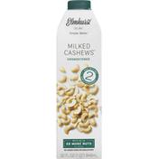 Elmhurst Milked Cashews, Unsweetened