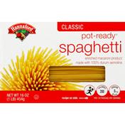 Hannaford Pot Ready Spaghetti