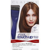 Nice 'n Easy Permanent Color, Matches Light Golden Brown Shades 6G