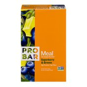 PROBAR Meal The Simply Real Bar Superberry & Greens - 12 CT
