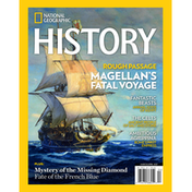National Geographic Magazine, March 2021/April 2021