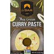deSiam Curry Paste, Thai Green, Hot