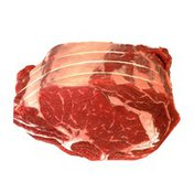 Choice Boneless New York Strip Roast Beef Top Loin