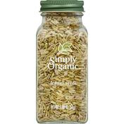 Simply Organic Fennel Seeds