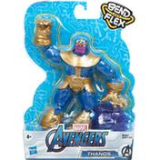 Hasbro Thanos, Marvel Avengers, Bend and Flex, 4+
