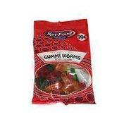 Key Food Gummi Worms