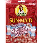 Sun-Maid Yogurt Flavored Raisins, Strawberry