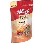 Kellogg's Fruit & Seed Muesli Raisin Apricot Cranberry With Pumpkin Seeds Cereal