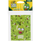 Crayola Silly Scents Note Pad Green Apple Scented