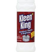 Kleen King Cleaner & Brightener, Aluminum