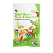 SB Mini Neon Sour Crawlers Candy