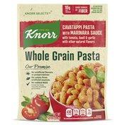 Knorr Whole Grain Pasta Cavatappi With Marinara Sauce