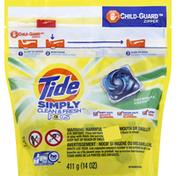Tide Detergent, Daybreak Fresh