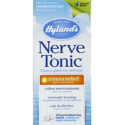 Hyland's Nerve Tonic, Stress Relief, Quick-Dissolving Tablets