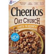 Cheerios Oat Crunch, Oats N' Honey