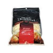 Black Diamond Shredded Mozzarella Cheddar Cheese