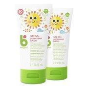 Babyganics Sunscreen Lotion SPF50, 2 Pack