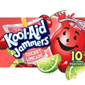 Kool-Aid Jammers Cherry Limeade Naturally Flavored Soft Drink