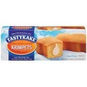 Tastykake Creme Filled Peanut Butter Flavored Krimpets