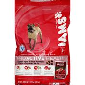 IAMS Dog Food, Lamb Meal & Rice Formula, Adult 1+