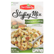 Our Family Chicken Flavor Stuffing Mix
