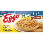 Kellogg's Gluten Free Cinnamon Waffles