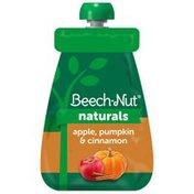 Beech-Nut Naturals Apple, Pumpkin & Cinnamon