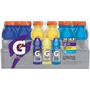 Gatorade G Series Variety Pack Fierce Grape/Lemonade/Cool Blue Sports Drink