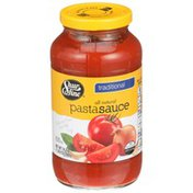 Shurfine Traditional All Natural Pasta Sauce
